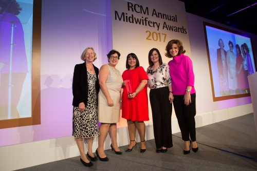 RCM Awards 2017 winner